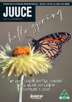 Juuce September Newsletter Cover